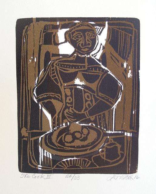 , 'The Cook III (#23/33),' , Greenhut Galleries
