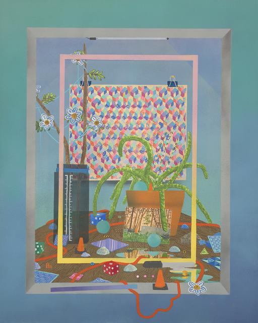 , 'Color Space,' 2018, Antieau Gallery