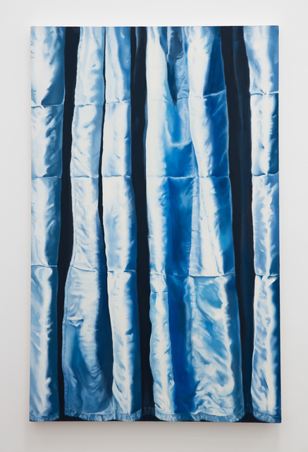 , 'Curtain Drawn,' 2014, Anat Ebgi