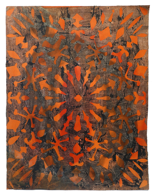 , 'Untitled (Snowflake),' 1958, Pavel Zoubok Gallery