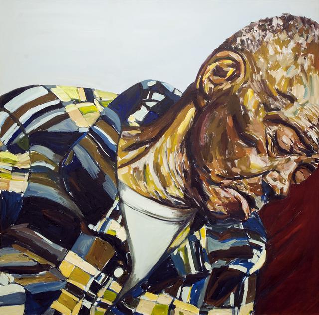 , 'Dad Sleeping,' 2018, C. Grimaldis Gallery