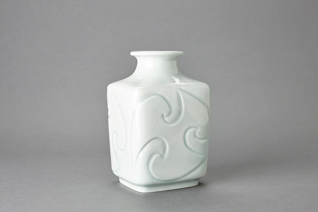 Fance Franck Large Rectangular Vase Available For Sale Artsy