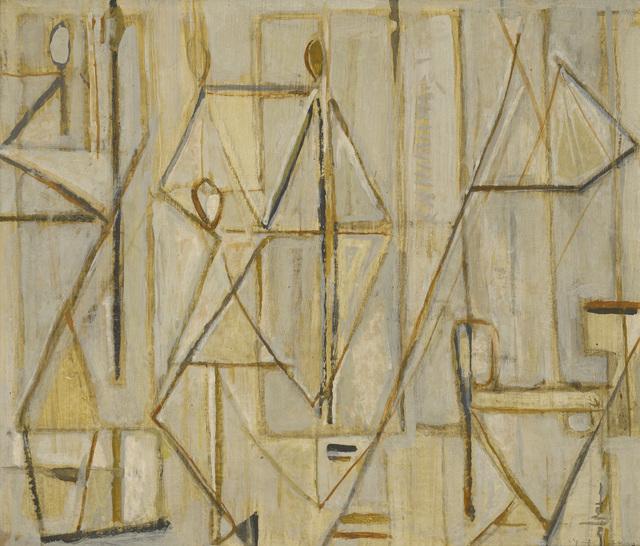 , 'Banquet,' 1953, Jeanne Bucher Jaeger
