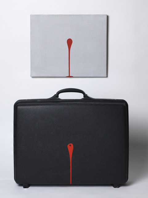 , 'Torbuljak,' ca. 2000, Galerija Gregor Podnar