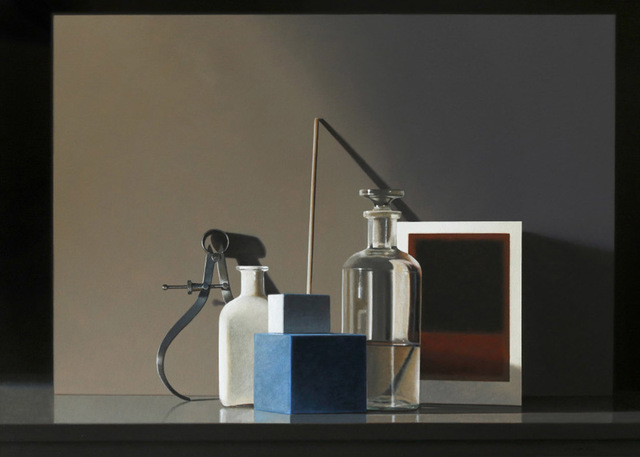 , 'Still Life with Rothko #2,' 2014, Dolby Chadwick Gallery