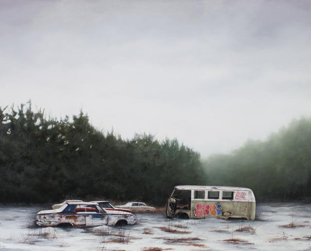 Moisés Jácome, 'Arbolada', 2018, Eme Espacio de Arte