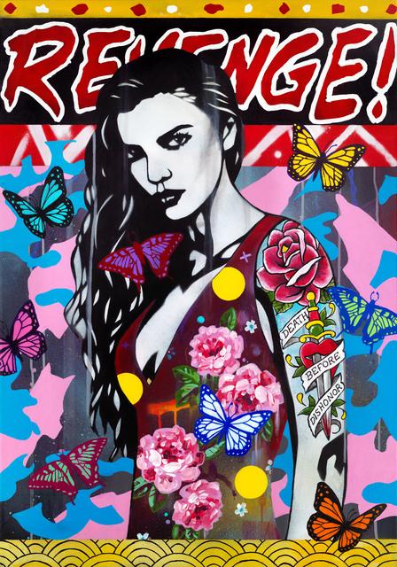 Copyright, 'Sweet Revenge', 2019, Vertical Gallery