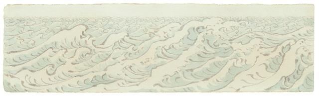 Masami Teraoka, 'Study for Sunset Beach', 1988, Catharine Clark Gallery