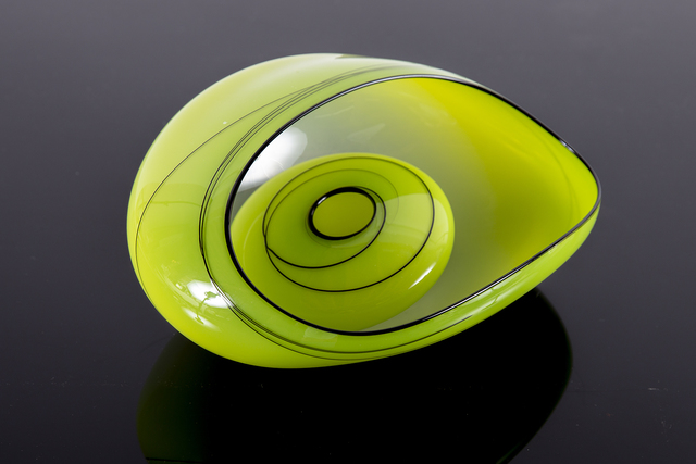 Dale Chihuly, 'Vienna Green Basket', 2008, Modern Artifact