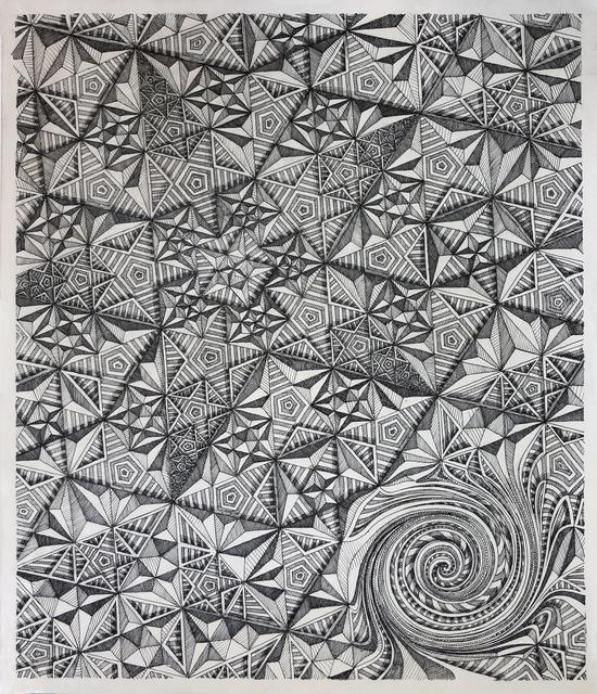 , 'PHI Experiment,' 2018, Mirus Gallery