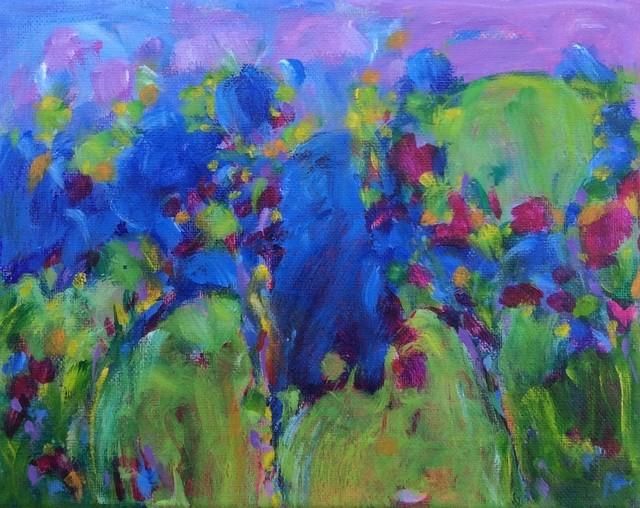 , 'Spring Evening Song #1,' 2013, Denise Bibro Fine Art