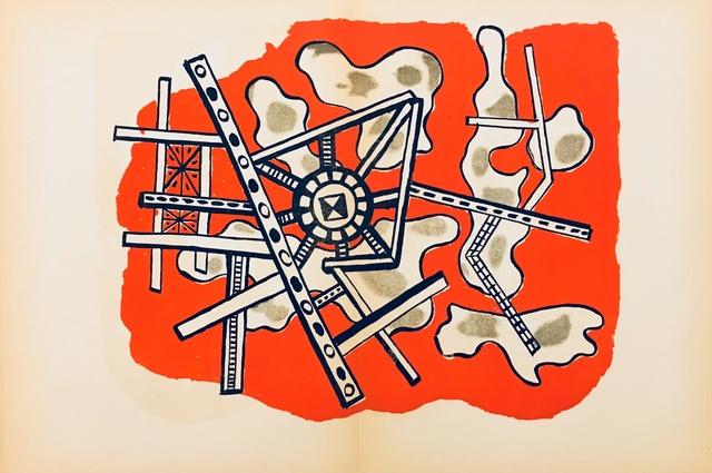 Fernand Léger, 'From 'Derrière le Miroir - L'Art Abstrait'', 1949, Eames Fine Art