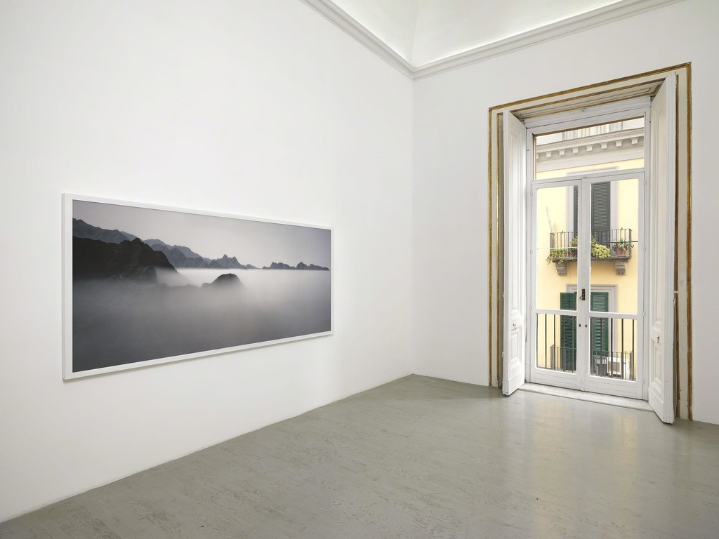 Darren Almond - as details - partial view of the exhibition - April 2014 - Galleria Alfonso Artiaco, Napoli