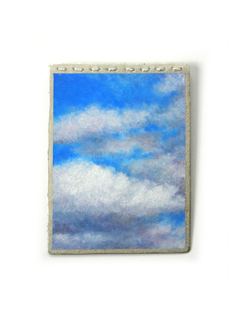, 'Moments of Sky | Small Brooch II,' 2016, Sienna Patti Contemporary