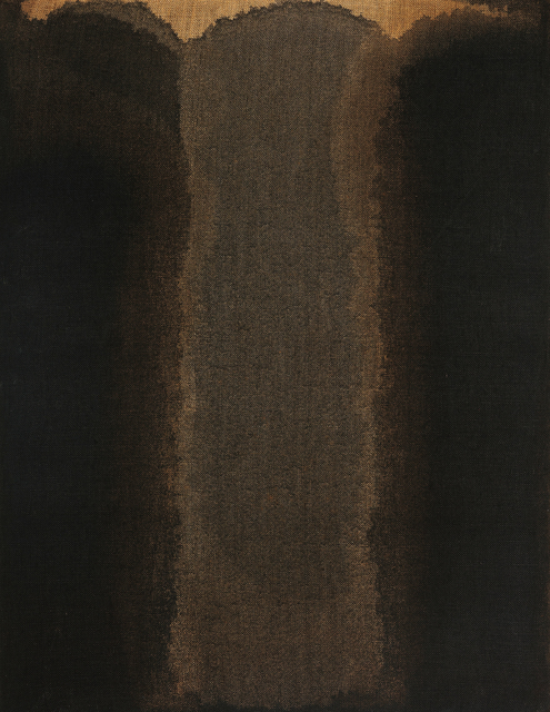 HyongKeun Yun, 'Umber-Blue', 1975, Seoul Auction