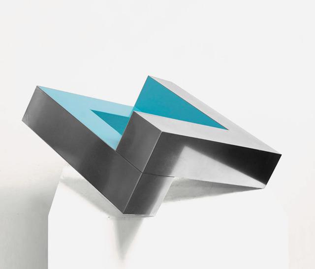 , '2L Turquoise ,' 2016, Jennifer Kostuik Gallery