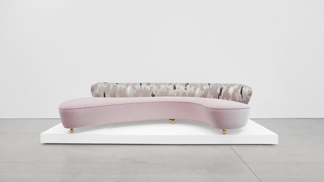 , 'Serpentine Sofa,' ca. 1950, Peter Blake Gallery