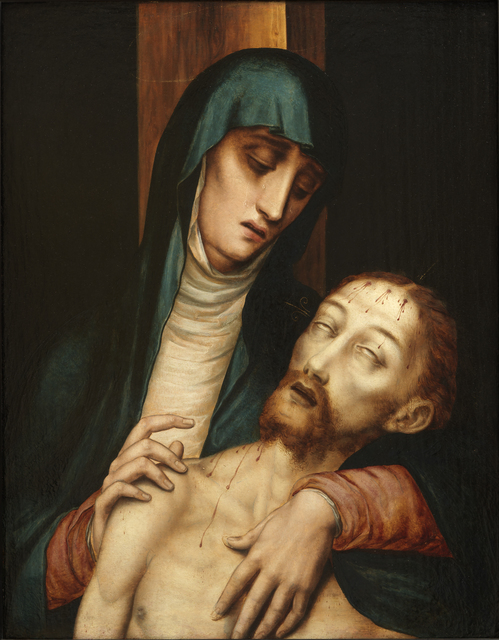 , 'Pietà,' ca. 1570-1580, Mullany