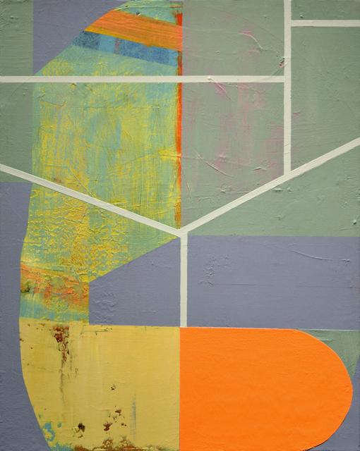 , 'conduit,' 2016, The Schoolhouse Gallery