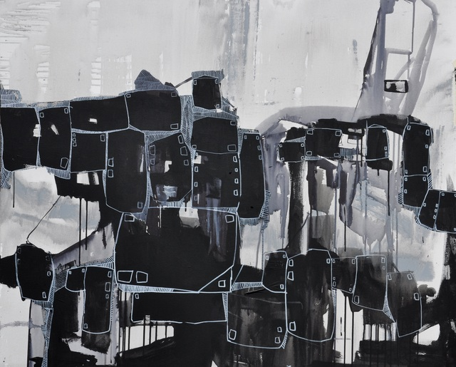 , 'Karanlıktan Korkan Evler III,' 2014, Artnivo