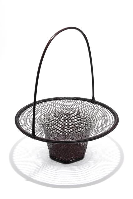 ", 'Flower Basket ""Hana"",' 1910-2000, Yumekoubou Antique"
