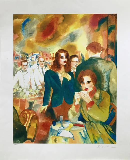 Joanna Zjawinska, 'LOVE LIFE & MONEY, HOW DID I GET HERE? PART II', ca. 1989, Gallery Art