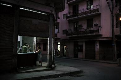 Rationing Store - La Havana from Cuba in Suspense