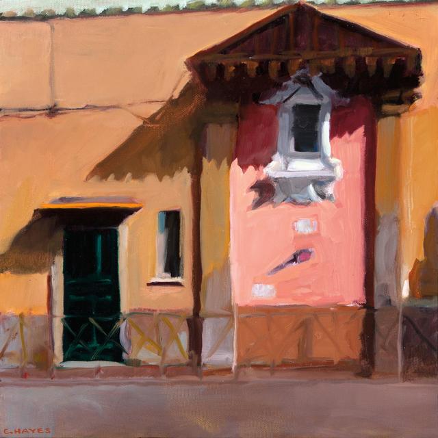, 'Sheltered Shrine, Rome,' , Dowling Walsh