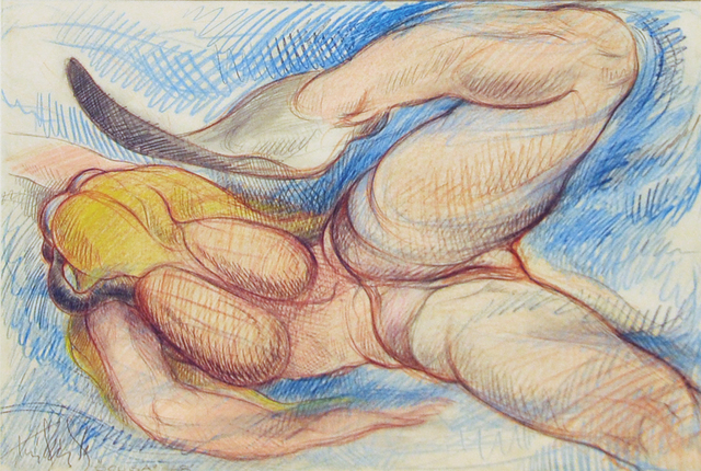, 'Scuba,' 1968, McClain Gallery