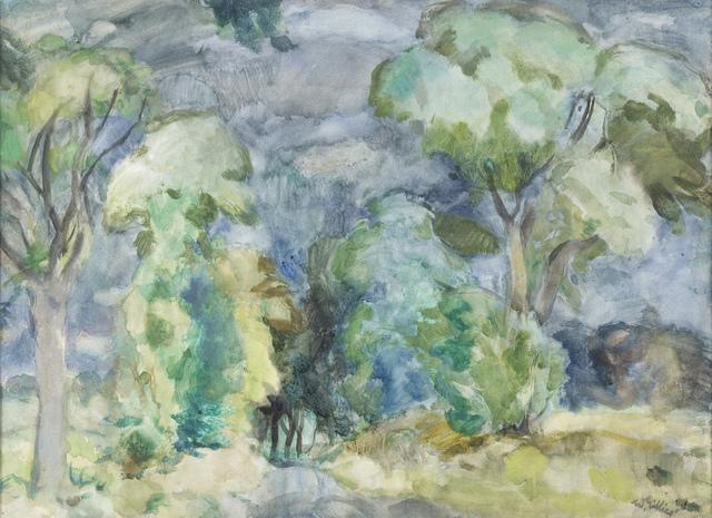 , 'Yorkston Road,' ca. 1940, The Scottish Gallery
