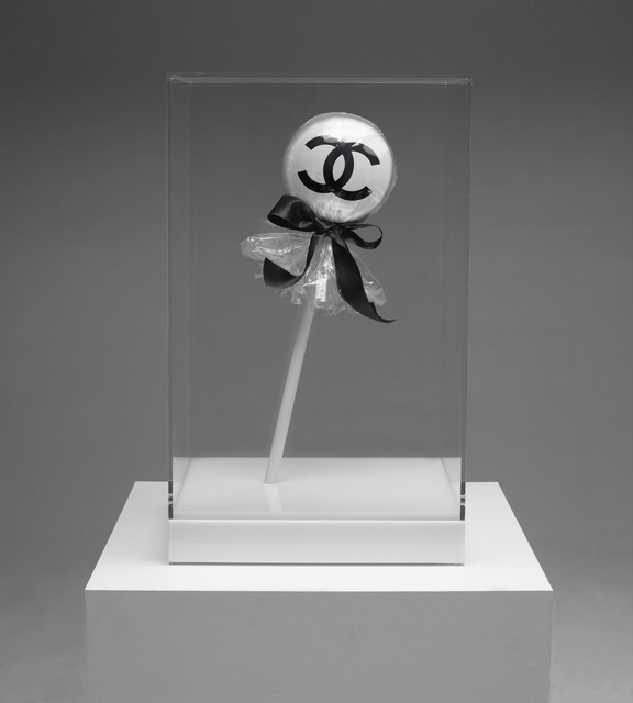 , 'One's Pacifier is Another's Panacea-Chanel,' 2013, Bluerider ART