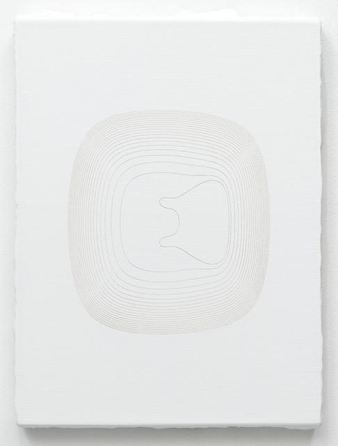 , 'formula lemniscate 1,' 2018, Galerie EIGEN + ART
