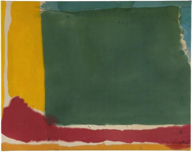 , 'Square Field,' 1966, Gagosian