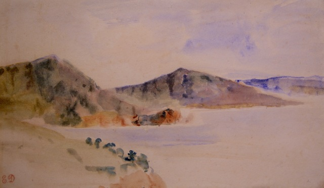 , 'Le Cote du Maroc,' , Anderson Galleries