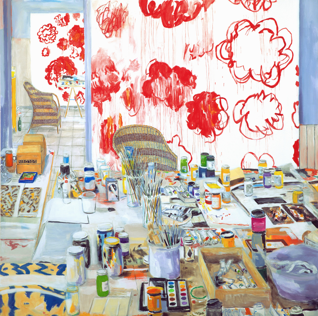 , 'Cy Twombly's Studio (Gaeta/Italy, 2007),' 2016, Modernism Inc.