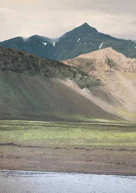 , 'Le Chant De La Terre ( Islande III),' , Urbane Art Gallery