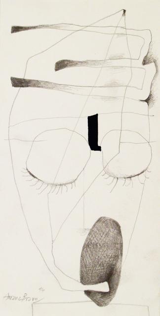 , 'El Dibuix 5,' 2014, Matthew Liu Fine Arts