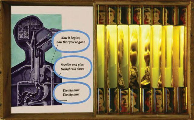 Jerry Meyer, 'HEADSPINNER II (THE BIG HURT)', 2012, Denise Bibro Fine Art