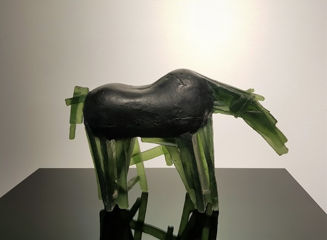 , 'Dream of Africa (green),' 2013, Gallery Sklo