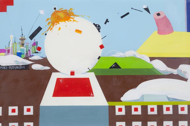 , 'Victory over the sun,' 2013, Anna Nova Gallery