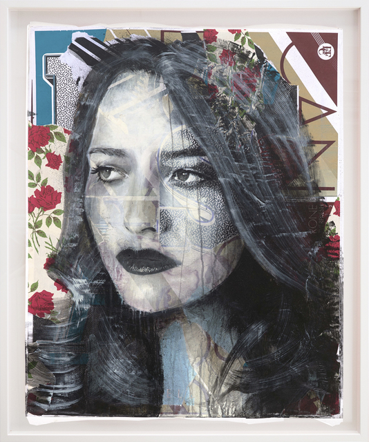 , 'Carnation,' 2014, StolenSpace Gallery