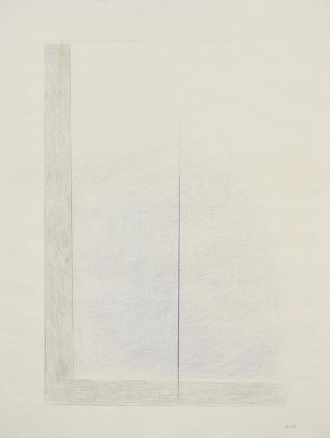 , 'Sénanque,' 1971, Galerie Catherine Putman