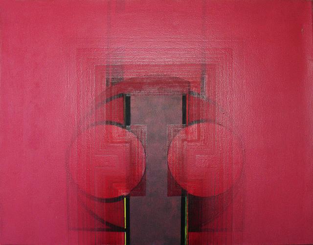 , 'Circular Tention,' 1967, Galerie Hubert Winter