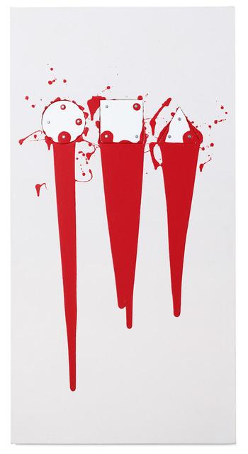 , 'Eternal Figures Bleeding,' 2017, Häusler Contemporary