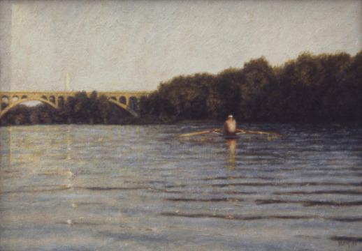 , 'Away from the Bridge,' , Zenith Gallery