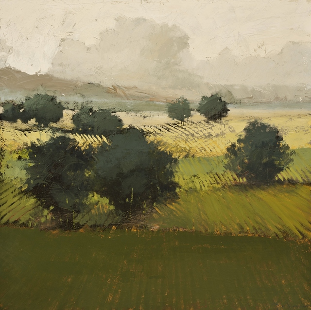 Paul Balmer, 'Green Hills', 2013, Private Collection, NY