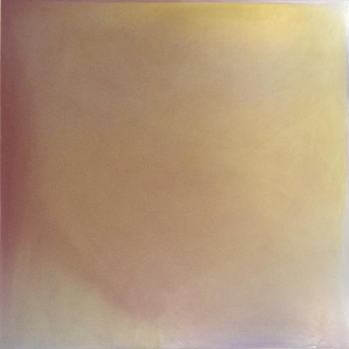 , 'Yellow Orange Meditation #1 [I Look for Light],' 2015, Gallery NAGA