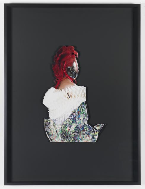 , 'Akosua,' 2017, De Buck Gallery