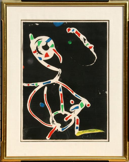 Joan Miró, 'La Traca III (Fireworks)', 1979, RoGallery