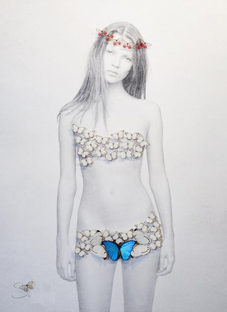 , 'Jane,' 2017, Eden Fine Art